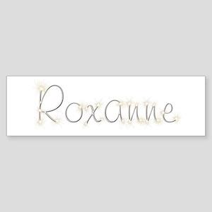 Roxanne Spark Bumper Sticker