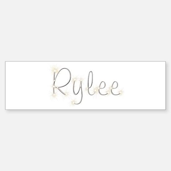 Rylee Spark Bumper Bumper Bumper Sticker