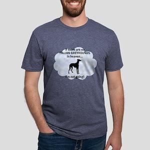 FIN-italian-greyhou... Mens Tri-blend T-Shirt