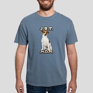 Jack Russell Terrier Mom Mens Comfort Colors Shirt