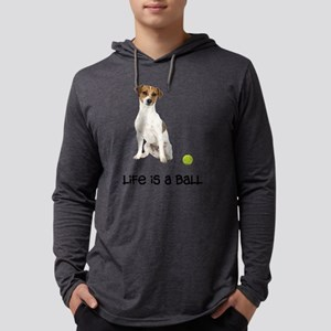 FIN-JRT-life Mens Hooded Shirt