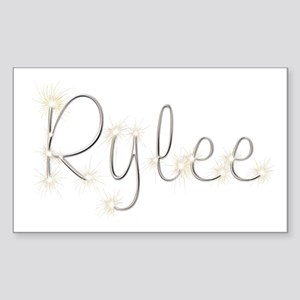 Rylee Spark Rectangle Sticker