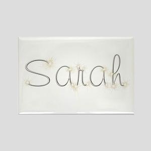 Sarah Spark Rectangle Magnet
