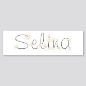 Selina Spark Bumper Sticker