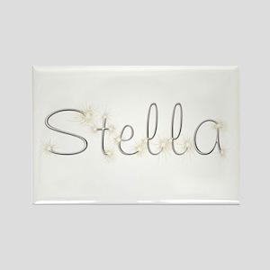 Stella Spark Rectangle Magnet