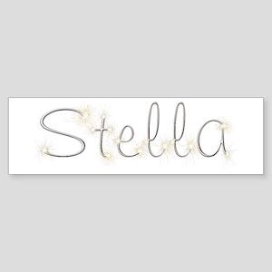 Stella Spark Bumper Sticker