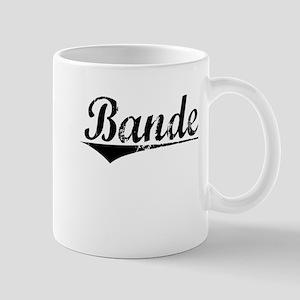 Bande, Aged, Mug