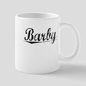 Barby, Aged, Mug