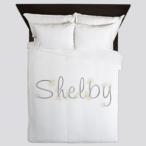 Shelby Spark Queen Duvet