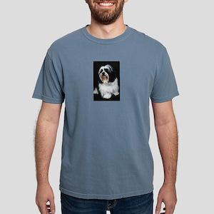 lhasa-apso Mens Comfort Colors Shirt