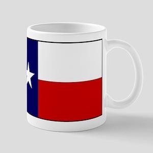 Texas Flag v1 Mug