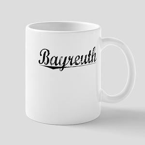 Bayreuth, Aged, Mug