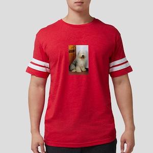 old-english-sheepdo... Mens Football Shirt
