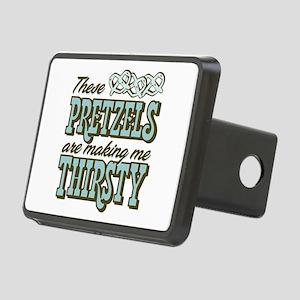 Pretzels Rectangular Hitch Cover