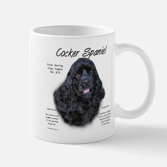 Cocker Spaniel (black) Mug