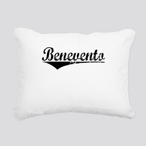 Benevento, Aged, Rectangular Canvas Pillow