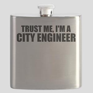 Trust Me, I'm A City Engineer Flask