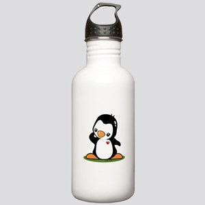 Cute Penguin Popo (!) Stainless Water Bottle 1.0L