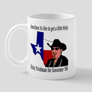 Texas Governor '06 Mug
