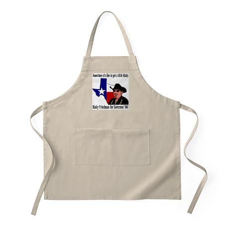 Kinky - TX Governor '06 BBQ Apron