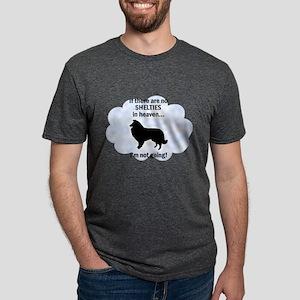 FIN-shetland-sheepdogs-heaven Mens Tri-blend T