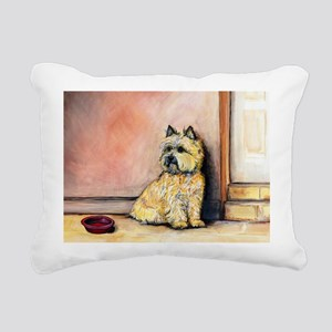 Cairn Terrier cards 5.5x7.5 Rectangular Canvas