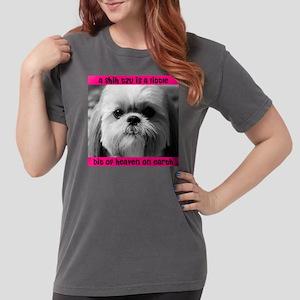 Heavenly Shih Tzu Womens Comfort Colors Shirt