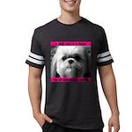Heavenly Shih Tzu Mens Football Shirt