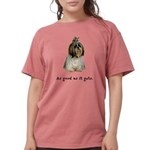 Good Shih Tzu Womens Comfort Colors Shirt