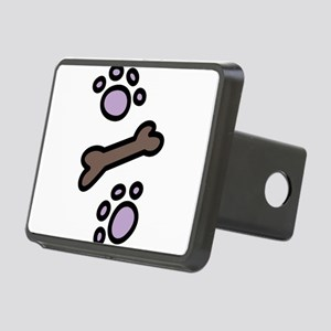 Adopt Dogs Rectangular Hitch Cover