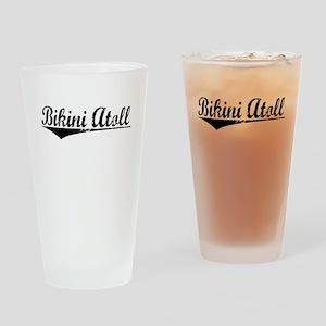 Bikini Atoll, Aged, Drinking Glass