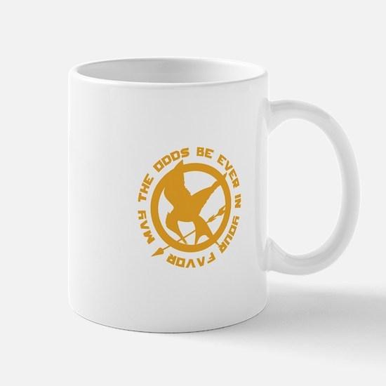 Hunger Games May the Odds Mug