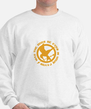 Hunger Games May the Odds Sweatshirt