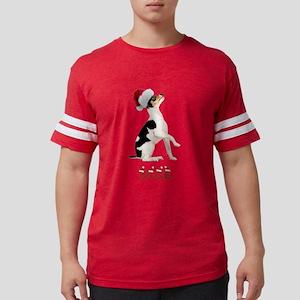 FIN-toy-fox-terrier-nice Mens Football Shirt