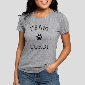 Team Corgi Womens Tri-blend T-Shirt