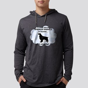 FIN-welsh-springer-... Mens Hooded Shirt