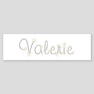 Valerie Spark Bumper Sticker