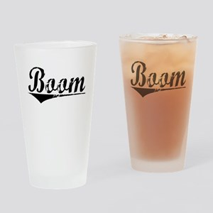 Boom, Aged, Drinking Glass