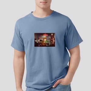 dogs-playing-poker-friend-in-need Mens Comfort