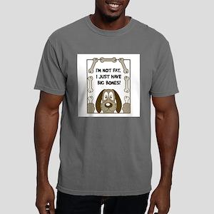 FIN-not-fat-dog Mens Comfort Colors Shirt