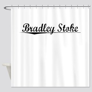 Bradley Stoke, Aged, Shower Curtain