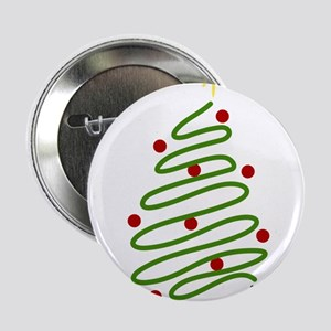 "Joy Peace Love 2.25"" Button"