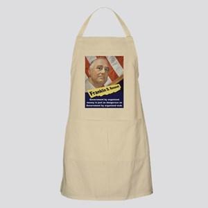 Government By Organized Money - FDR Light Apron