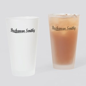 Buchanan Smithy, Aged, Drinking Glass