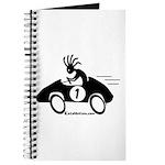 Kokopelli Race Car Driver Journal
