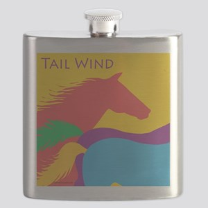 Tail Wind Flask