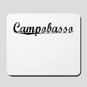 Campobasso, Aged, Mousepad