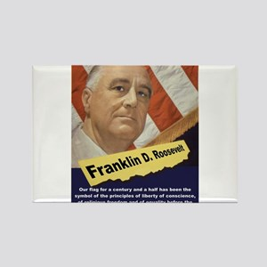 Our Flag - FDR Magnets