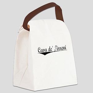 Cava de Tirreni, Aged, Canvas Lunch Bag
