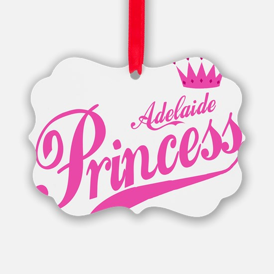 Adelaide Princess Ornament